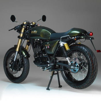 Bullit Spirit green 125cc